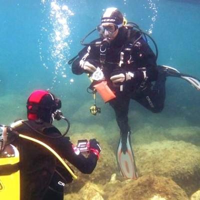 Alla scoperta di rare bellezze con il Diving