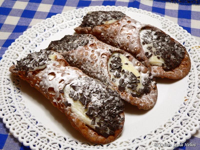 dolci siciliani: Cannolo Siciliano