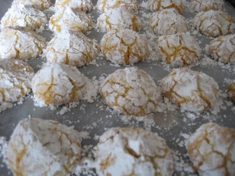 dolci siciliani: Paste di Mandorla