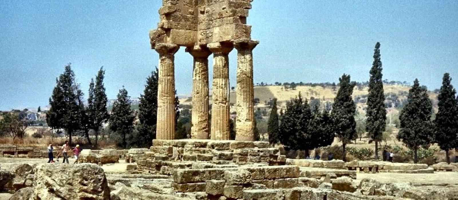 Itinerari di Sicilia: Agrigento tra il folklore ed i suoi paesaggi