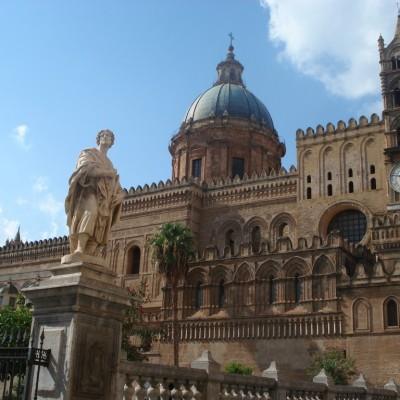 Itinerari di Sicilia : Palermo ed il versante occidentale