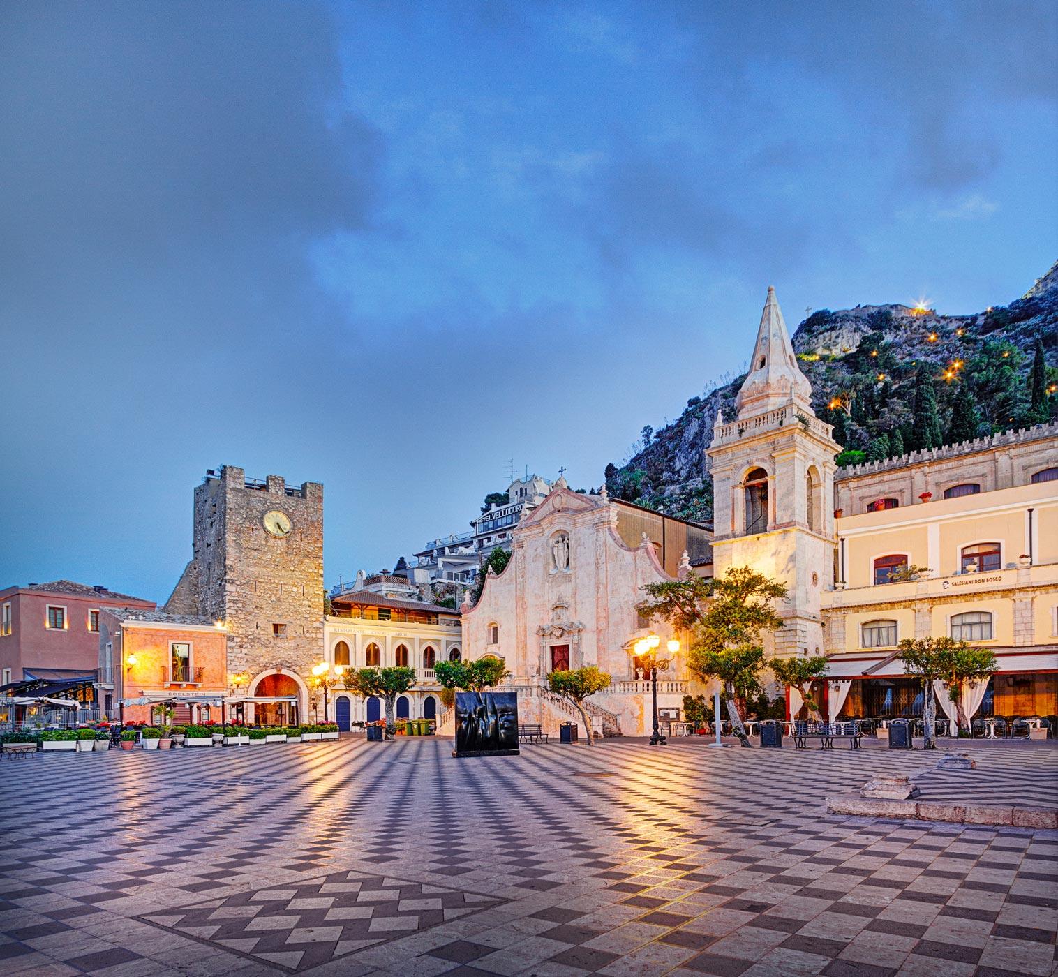 Itinerari di sicilia scoprire taormina sicilying - La finestra sul mare taormina ...