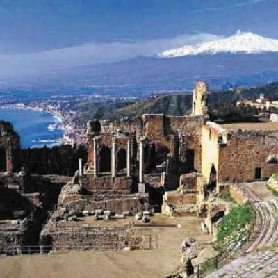 Itinerari di Sicilia: alla scoperta di Taormina