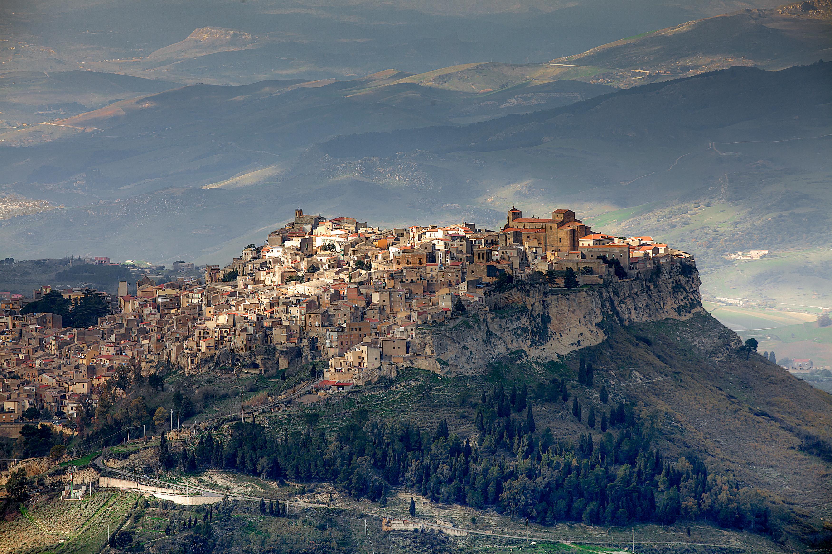 A Sicilying Vedere SiciliaCosa Enna Itinerari Di 08PkwnO