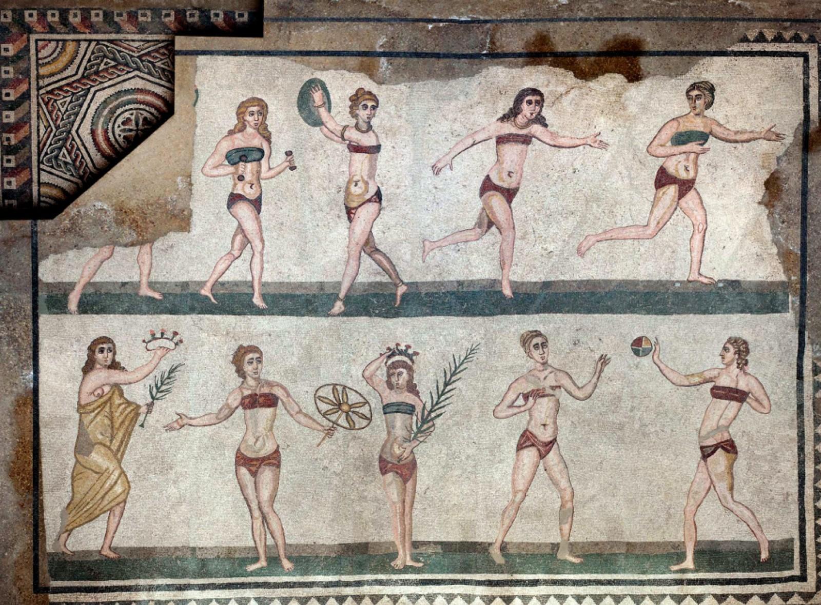 La Villa Romana del Casale: la storia del gioiello Unesco al centro della Sicilia