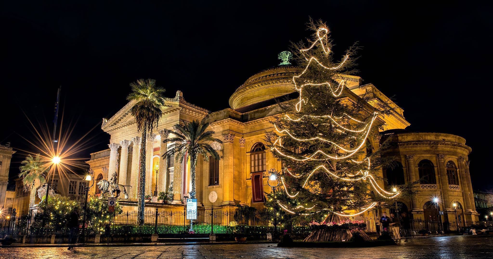 Natale in Sicilia: Palermo