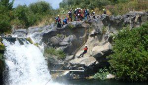 Gole dell'Alcantara escursioni