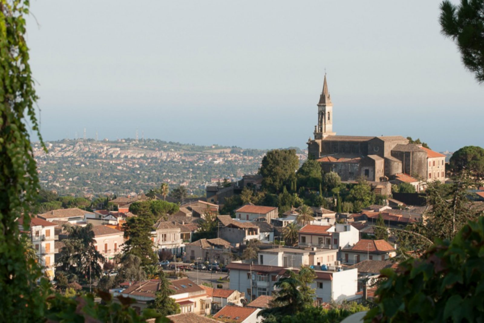 Paesi dell'Etna: Trecastagni tra chiese e cantine