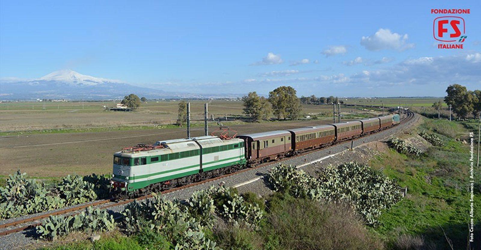 """Treni storici del gusto Sicilia 2019: programma e date per un turismo """"slow"""""""