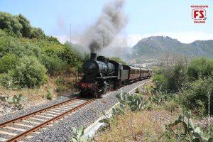 treni storici del Gusto Sicilia 2019