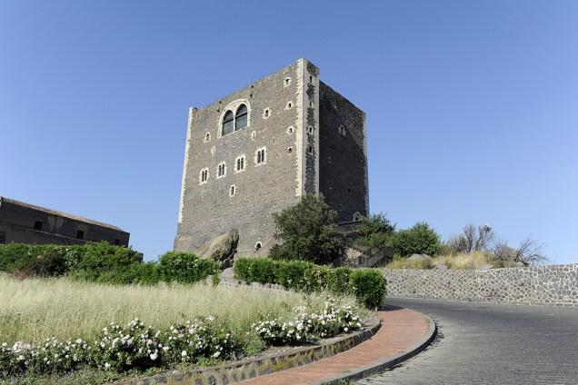 castelli in sicilia: castello Normanno di Paternò