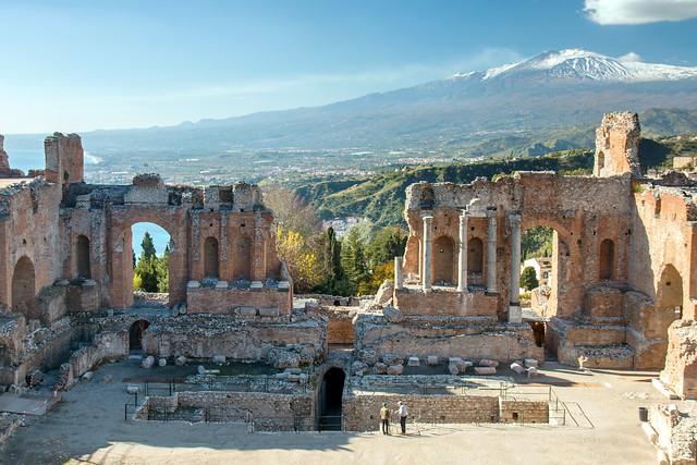 cosa fare in sicilia: Taormina