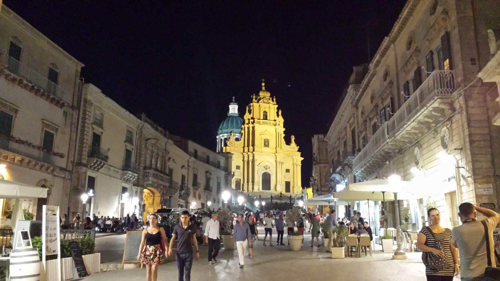 Itinerari di Sicilia: Sicilia sud orientale, Ragusa Ibla, Modica, e Marina di Ragusa