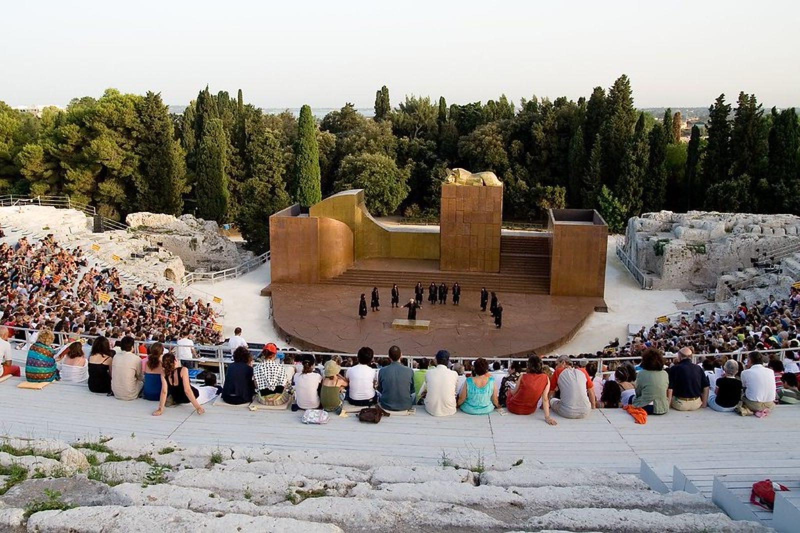 Teatro Greco di Siracusa: tutti i dettagli sulla stagione 2020