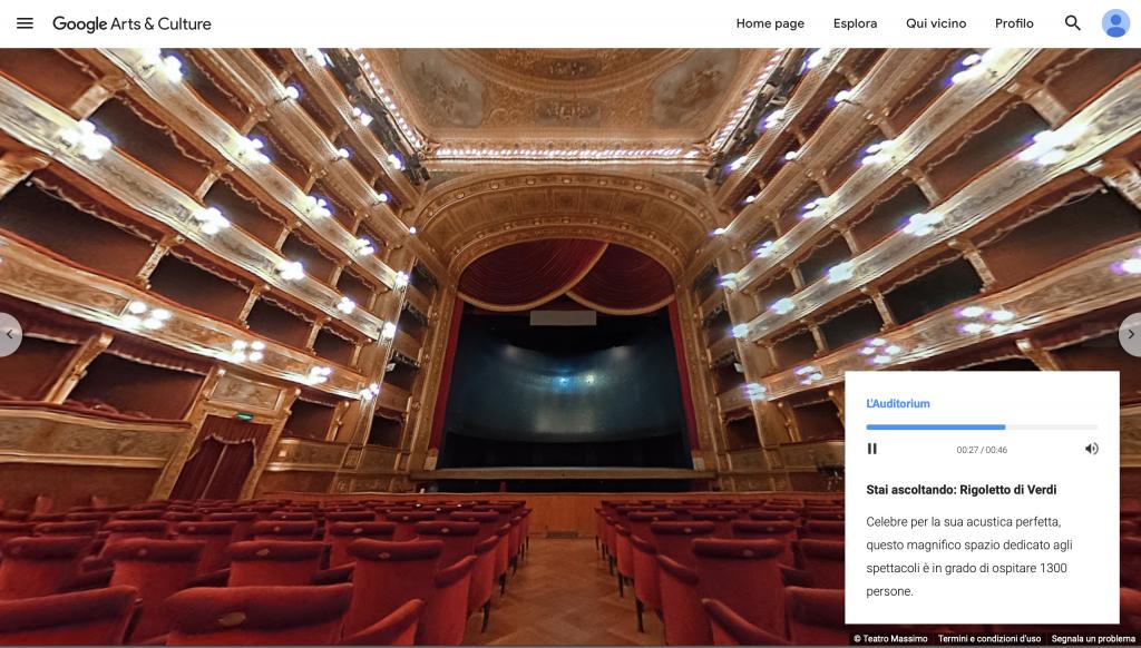 le cose da fare a Palermo: teatro massimo