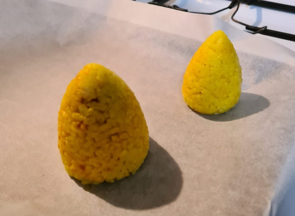 arancino or arancina