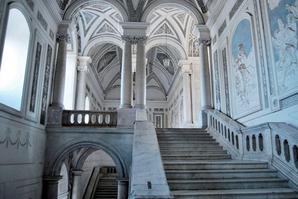 interni in marmo