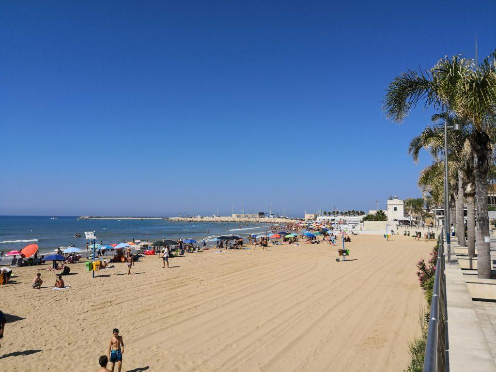 Spiagge bandiera blu Sicilia: marina di ragusa