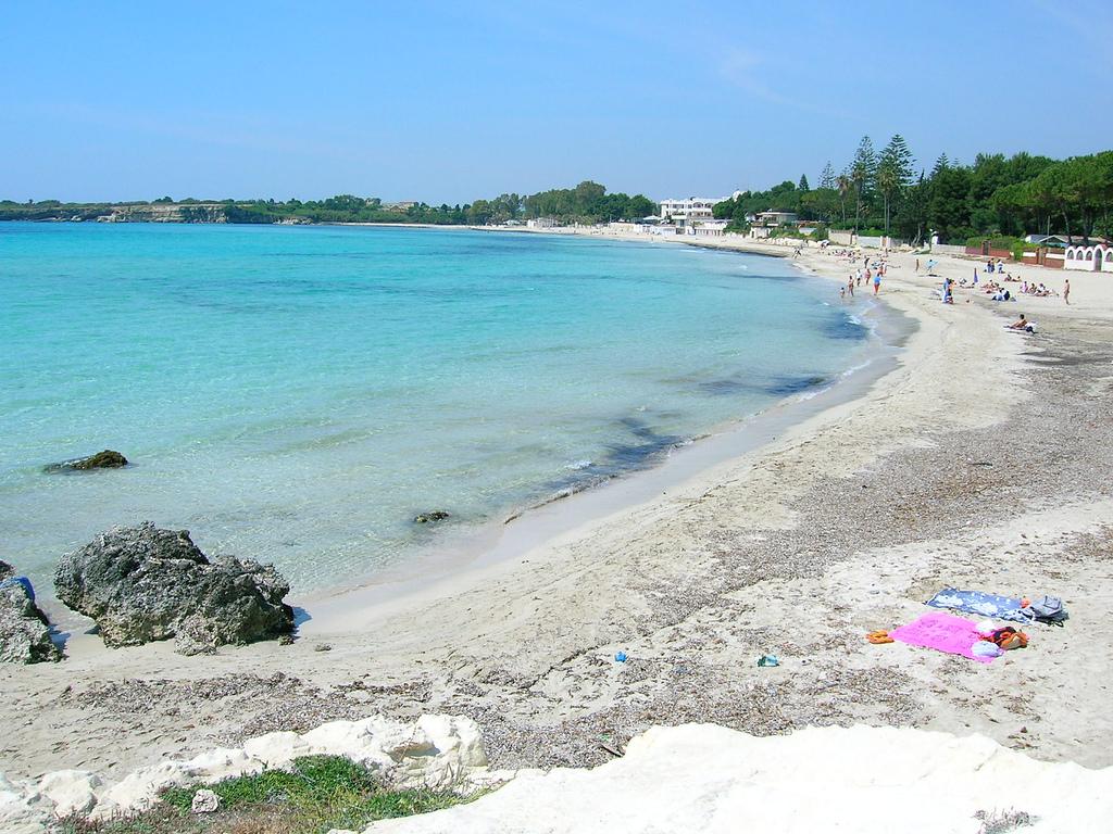 Siracusa Mare: la spiaggia di fontane bianche