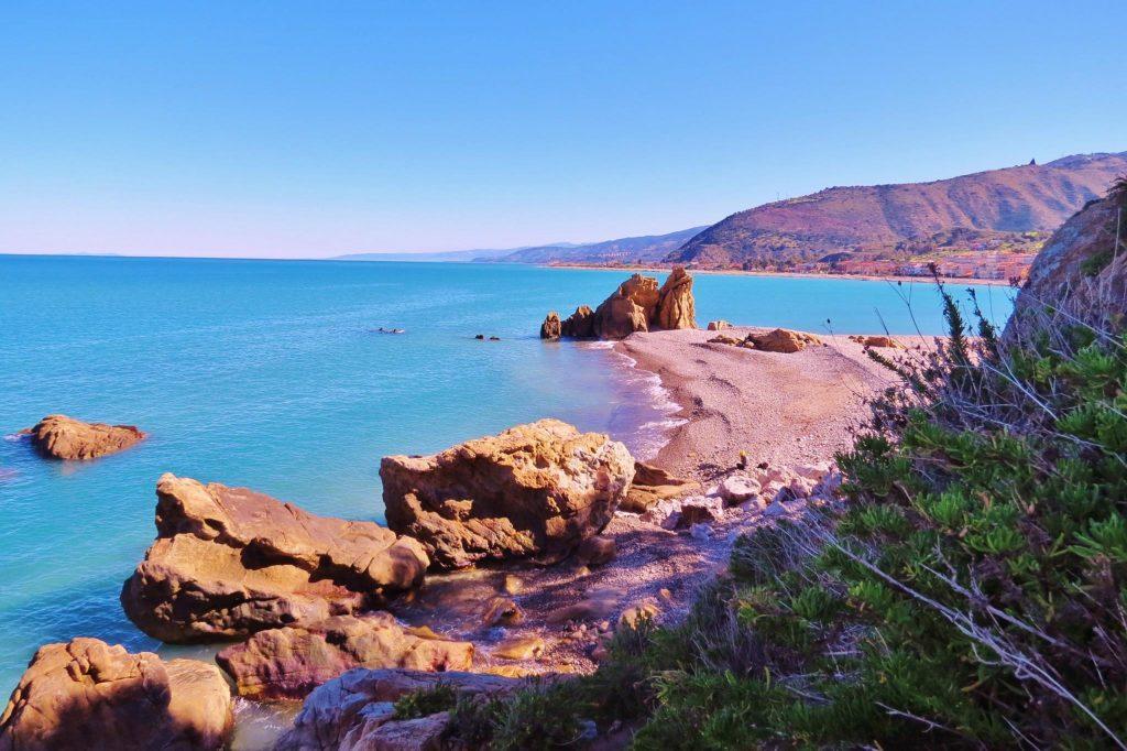 Spiaggia Lampare
