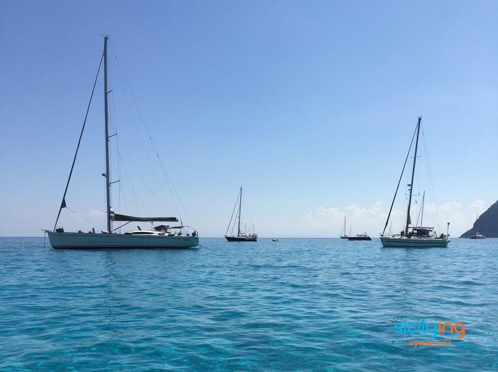 Best sailing boat holidays, Lipari