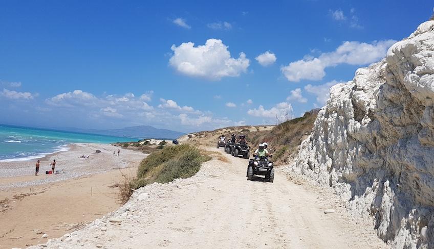 Noleggio quad agrigento-Escursioni Agrigento-Cosa fare ad agrigento