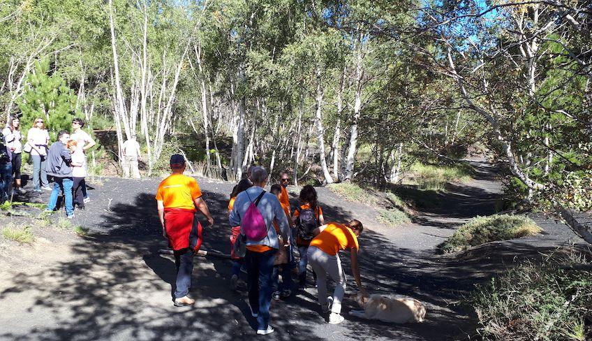 orienteering sicilia - team building sicilia