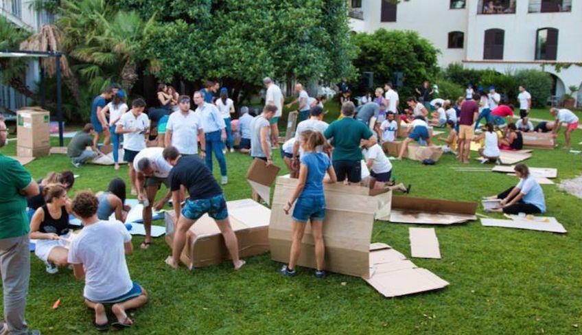 organizzazione eventi sicilia  - team building attività