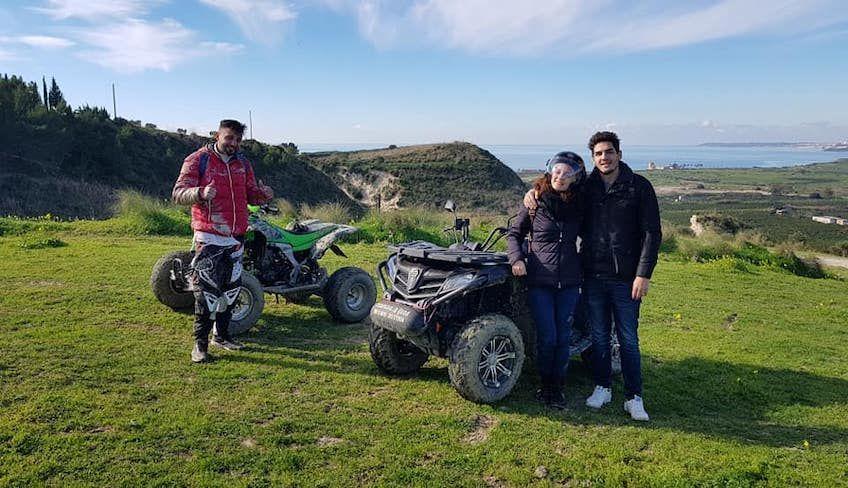 quad tour agrigento - Escursioni agrigento