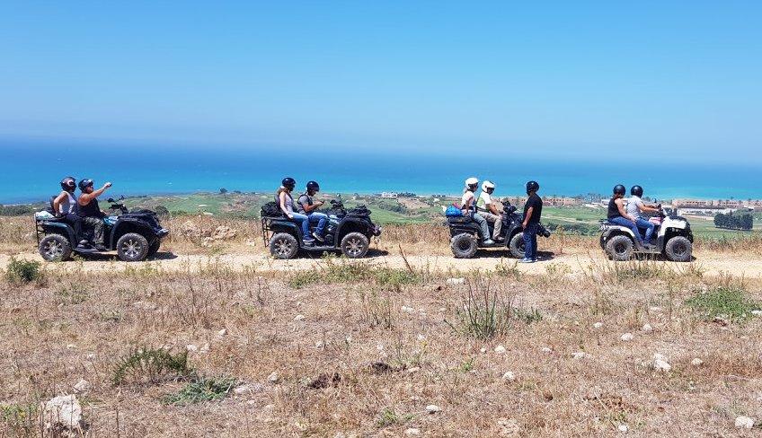 quad tour agrigento-Escursioni agrigento-Cosa fare ad agrigento