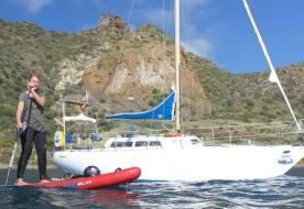Escursioni Lipari - Lipari in barca a vela