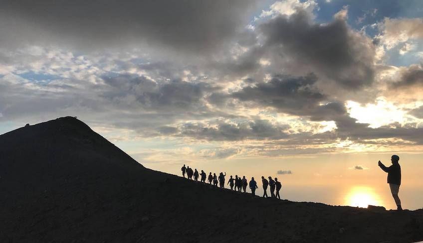 escursioni stromboli - trekking stromboli