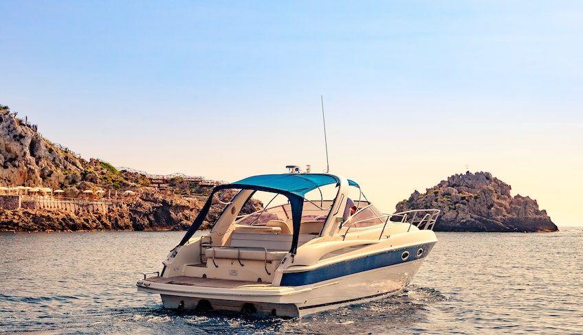 noleggio yacht taormina - escursioni taormina