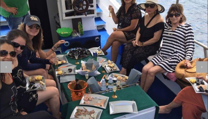 escursione grotta azzurra taormina  - escursioni barca taormina