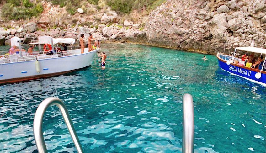 escursioni in barca taormina - addio al nubilato taormina