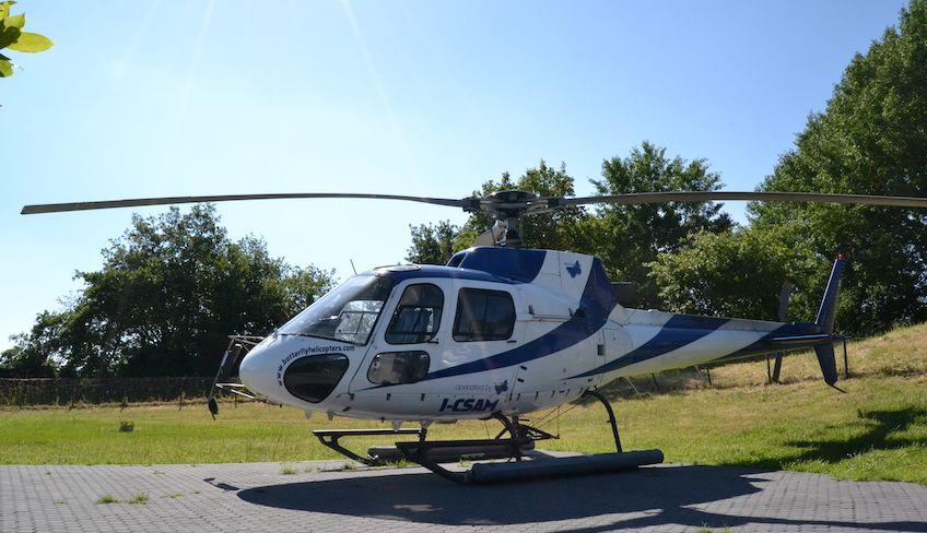 elicottero etna - elicottero eolie