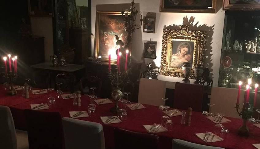 cena romantica catania-ristorante francese catania-dove mangiare a catania
