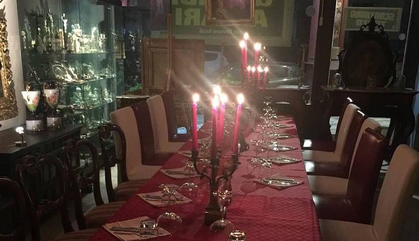 cena romantica catania - ristorante francese catania