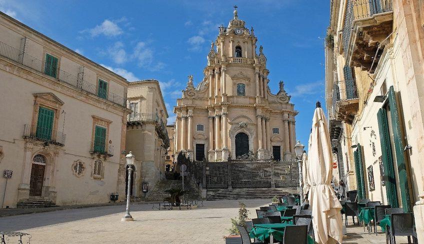 dove dormire a ragusa ibla - notte romantica sicilia
