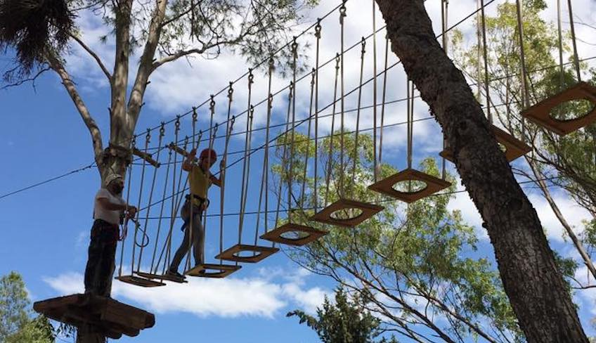 pozzillo avventura-parco avventura sicilia-parco avventura enna