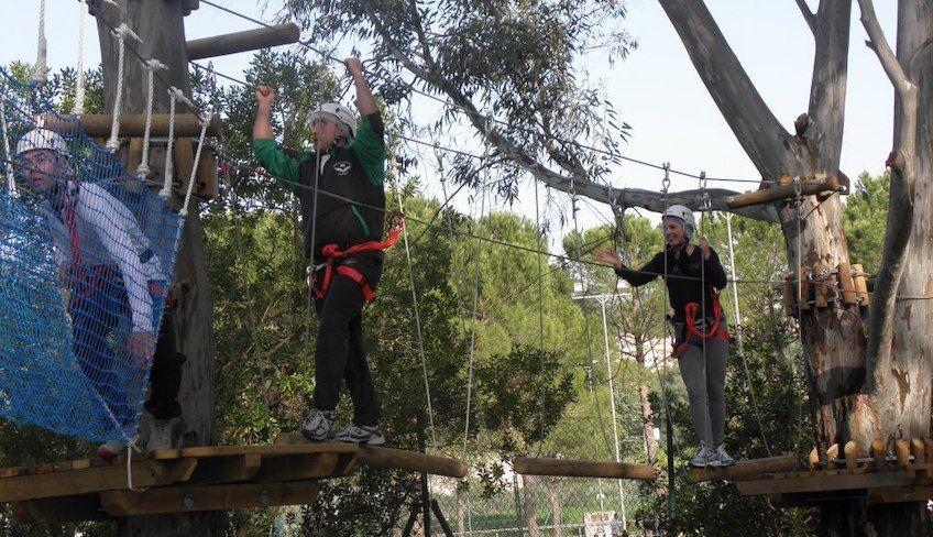 pozzillo avventura - parco avventura sicilia