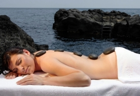 Relax in Sicily week relaxing Sicily  spa baths Sicily  Etna