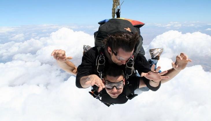 Paracadutismo sicilia - lancio paracadute sicilia