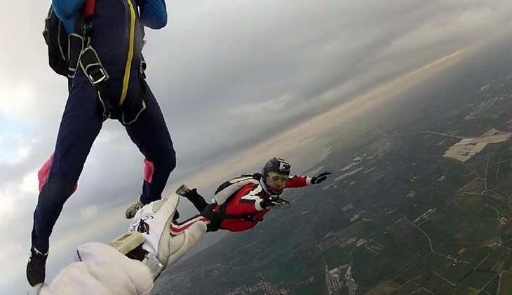 Paracadutismo catania - sport estremi catania