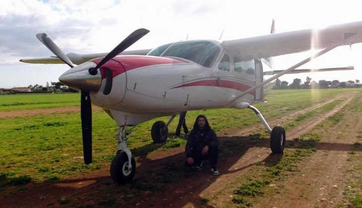 Come visitare l'etna - Etna volo