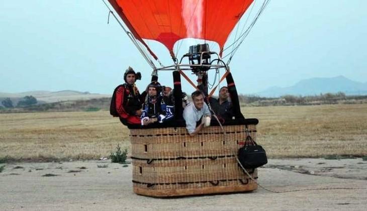 giro in mongolfiera sicilia - mongolfiera sicilia