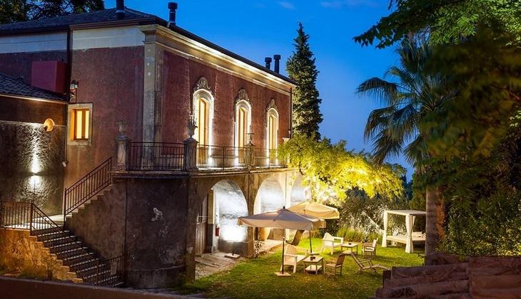 Hotel Sull'Etna - Resort Catania