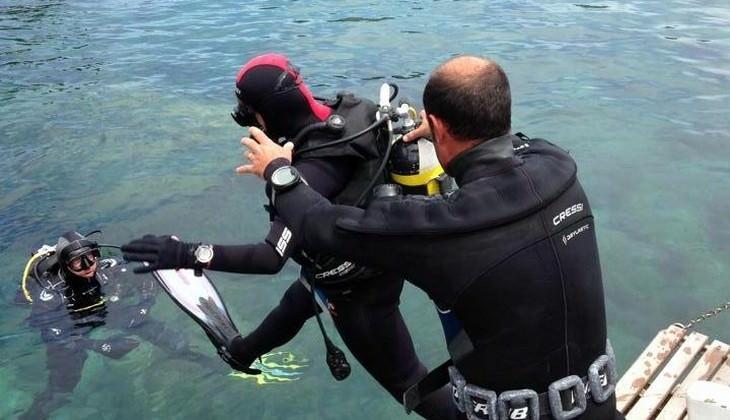 diving taormina - diving center catania