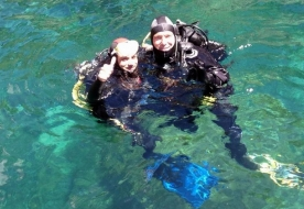 diving taormina - diving messina