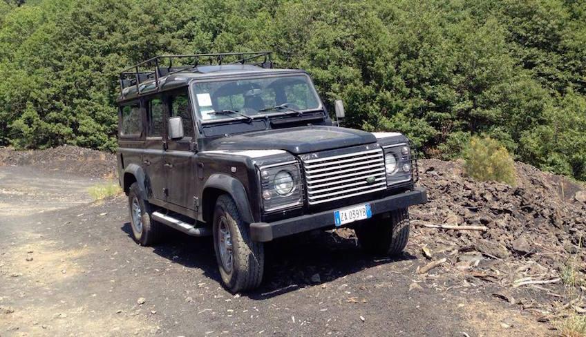 Escursioni Etna - Escursioni Etna Jeep